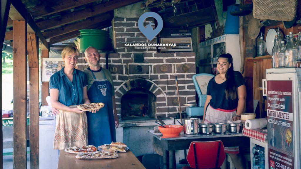 Videó a nagybörzsönyi vendégszeretetről – Hétszilvafás kemencéje